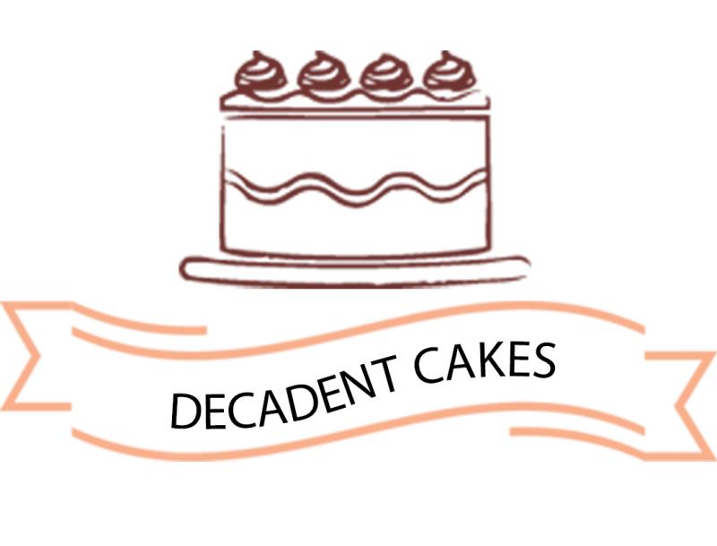 DECADENT CAKES RAW