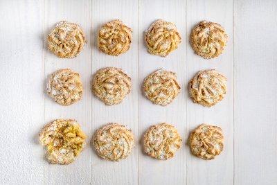 gluten free amaretto cookies
