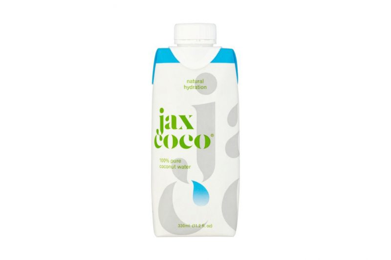 jax coconut water